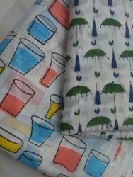 Hand Block Print Cotton Fabric Dress Material Fabric
