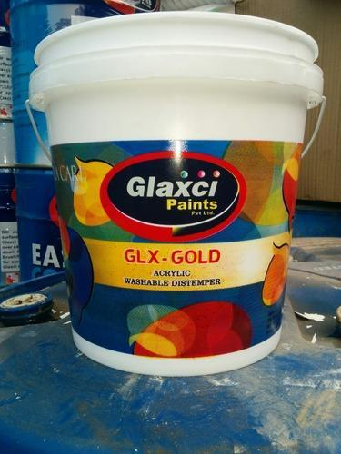 Distemper Paint - Exterior Distemper Paint Manufacturer from