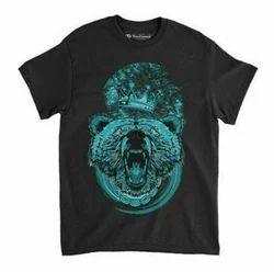 Cotton/Linen Printing T-shirts
