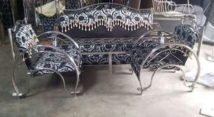 Manufacturer Of Stainless Steel Railings Stainless Steel Sofa Set