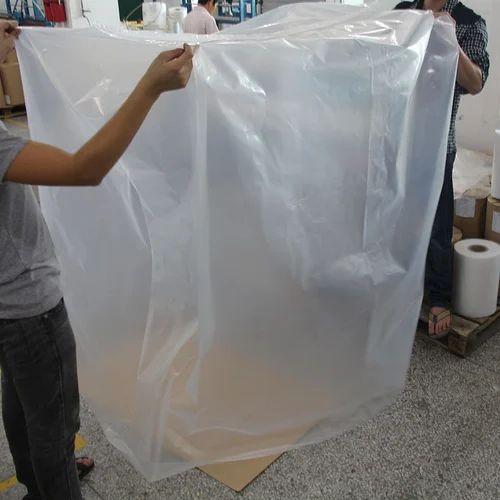 Ldpe Heat Shrink Gusset Pallet Cover Bag Pack Size Big
