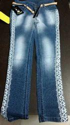 Girls Design Jeans