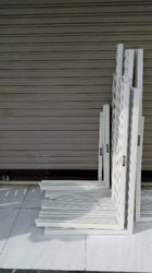 L Sized Window Frame