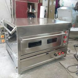 Gas Pizza Oven Jumbo