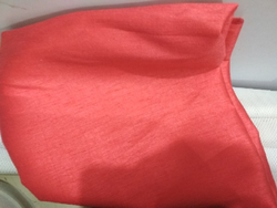 Red Fancy Fabric