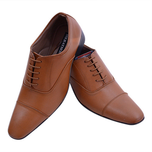 discount san francisco hot new products Men Brown Stylish Formal Shoes, Rs 525 /pair, Bharat Shoes Factory ...