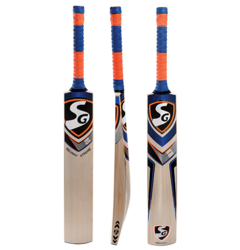 SG Cricket Bat English Willow Reliant Extreme