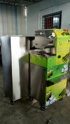 Fully Automatic Sugarcane Juice Machine