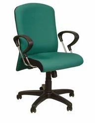 Diamond Polyester Executive Chair, Size: 90 X 85 X 660 Mm