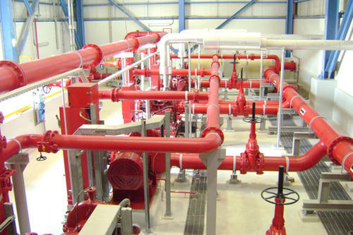 Fire Fighting System Consultancy Fire Fighting Design