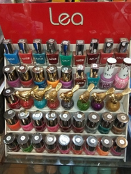 Multicolour Nail Polish