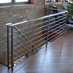 Commercial Stainless Steel Railings