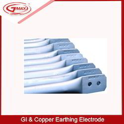 GI & Copper Earthing Electrode