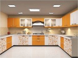 Attrayant Kitchen Interior Decoration, Kitchen Designing In Sidco, Coimbatore, MM  Interiors | ID: 10905971033