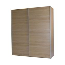 Double-Door Sliding Wardrobe