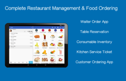 End to End Restaurant Management POS & ERP