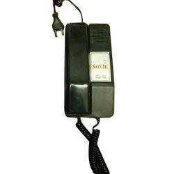 230V AC上的1个塑料对讲机