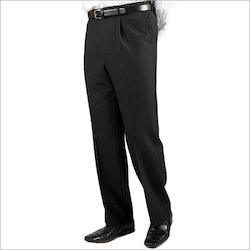 corporate black trouser