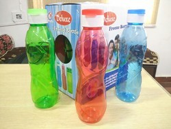 Plastic Bottles With Flip Top Cap