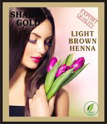 Shagun Gold Light Brown Herbal Hair Colors