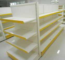 Departmental Store Double Face Racks