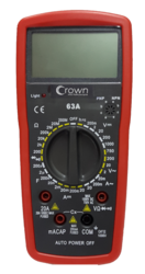 Digital Multimeter 63A