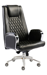 High Back Premium Leather Executive Chair