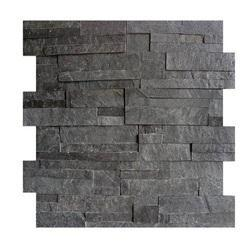 Steel Gray Natural Mosaic Tile