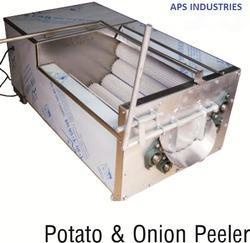 Potato Skin Shelling Machine