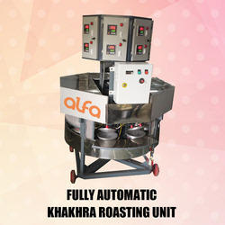 Automatic Khakhra Making Machine