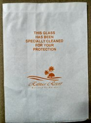 Paper Glass Covers