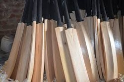 Plain White And Brown Cricket Tennis Bat Upper cut, Size: Full Size
