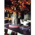 Artificial Banyan Tree For Varanda Restaurant