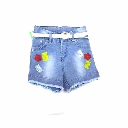 f29cd6ef9e989 Girl Shorts - Girls Designer Shorts Manufacturer from Delhi