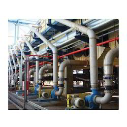 Carbon Steel Piping Work, in South India