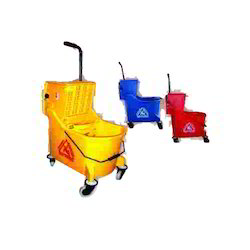 Partition Wringer Trolley