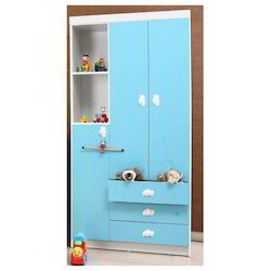 Wooden Kids Wardrobe at Rs 1000 foot Kids Wardrobe ID