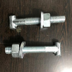 T Bolt With Nut Washer