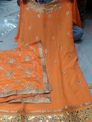 Gaya Patti Ladies Suits