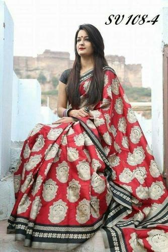 d1e534e5fc7e1 Viva Silks Saree   Kora Silk Sarees Wholesaler from Hyderabad