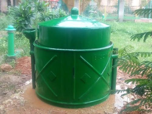 Organic Waste Processor - Biogas Plant Manufacturer from Jaipur