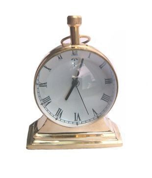 Attrayant Brass Table Clock