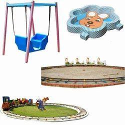 Fiber Play Equipment For Amusement Park