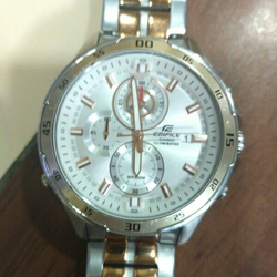 Gold Color Watch