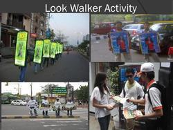 Vinyl Look Walker Activity Promotion Service, Pan India