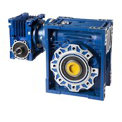 Double Worm Gear Box