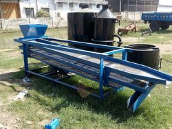 Cashew Shell and Kernel Separator