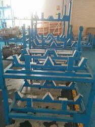 Kruger Blue Gearbox Pallet, For Industrial