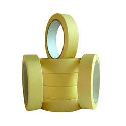 Yellow Abro Masking Tapes, 20-40 mm