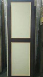 Ivory / Brown/ Combinations PVC Solid Door